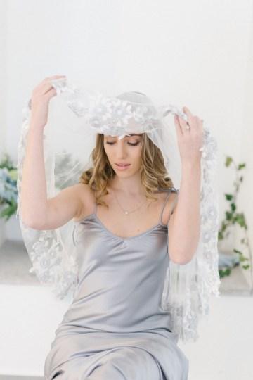 Gorgeous Winter Blue Wedding Inspiration – Irene Fucci 6