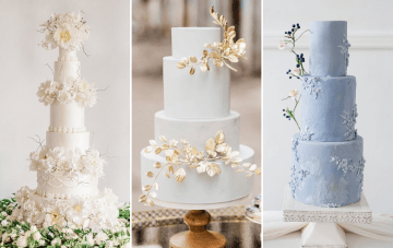 Best Of BM 2019: The 10 Prettiest Wedding Cakes