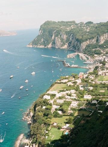 The Ultimate Mediterranean Capri Elopement – Rochelle Cheever 1