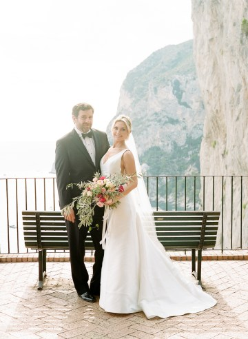 The Ultimate Mediterranean Capri Elopement – Rochelle Cheever 15