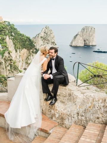 The Ultimate Mediterranean Capri Elopement – Rochelle Cheever 18