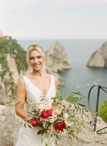 The Ultimate Mediterranean Capri Elopement – Rochelle Cheever 22