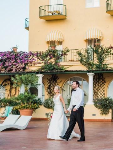 The Ultimate Mediterranean Capri Elopement – Rochelle Cheever 41