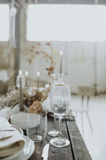 White and Taupe Minimalistic Wedding Inspiration – Vanessa Illi 19