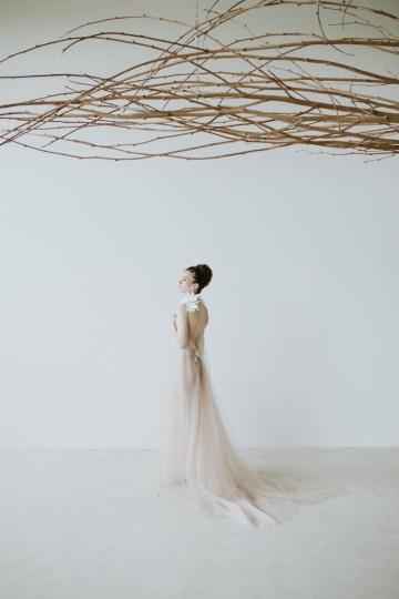 White and Taupe Minimalistic Wedding Inspiration – Vanessa Illi 52