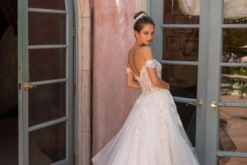 10 Gorgeous Ball Gown Wedding Dresses – Moonlight Bridal – H1428-B copy
