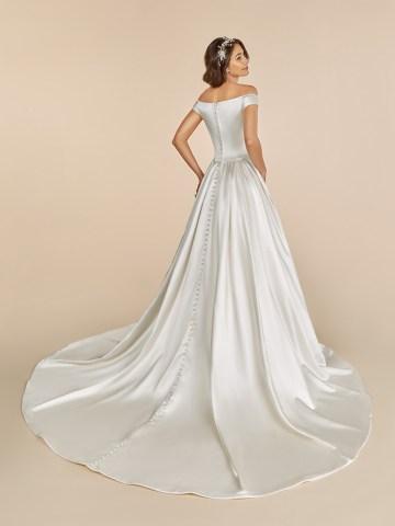 10 Gorgeous Ball Gown Wedding Dresses – Moonlight Bridal – T886_B