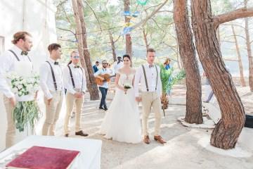 Dreamy Traditional Greek Wedding – Maxeen Kim Photography 3