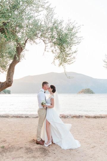 Dreamy Traditional Greek Wedding – Maxeen Kim Photography 38