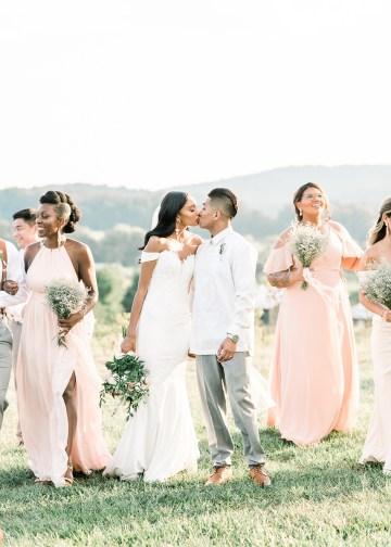 Elegant Virginia Countryside Wedding – Morgan Renee Photography 28