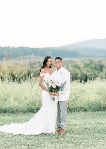 Elegant Virginia Countryside Wedding – Morgan Renee Photography 38