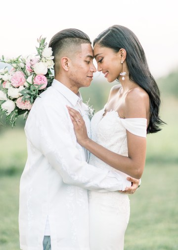 Elegant Virginia Countryside Wedding – Morgan Renee Photography 45