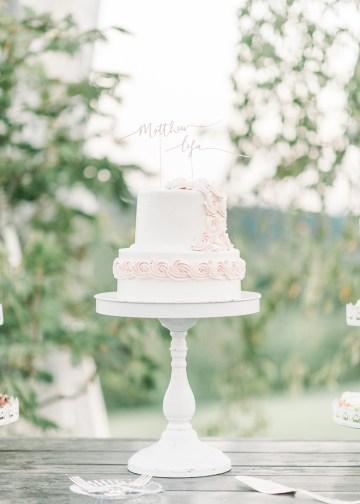 Elegant Virginia Countryside Wedding – Morgan Renee Photography 52
