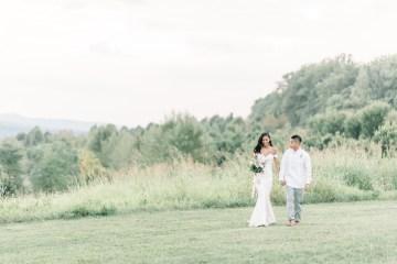 Elegant Virginia Countryside Wedding – Morgan Renee Photography 6