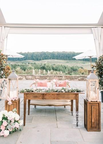 Elegant Virginia Countryside Wedding – Morgan Renee Photography 62