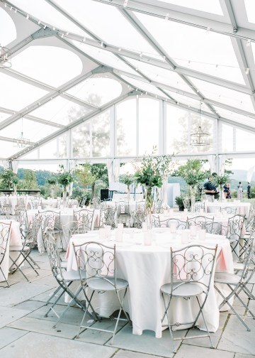 Elegant Virginia Countryside Wedding – Morgan Renee Photography 63