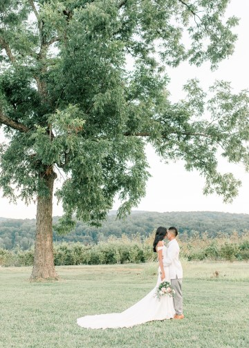 Elegant Virginia Countryside Wedding – Morgan Renee Photography 64