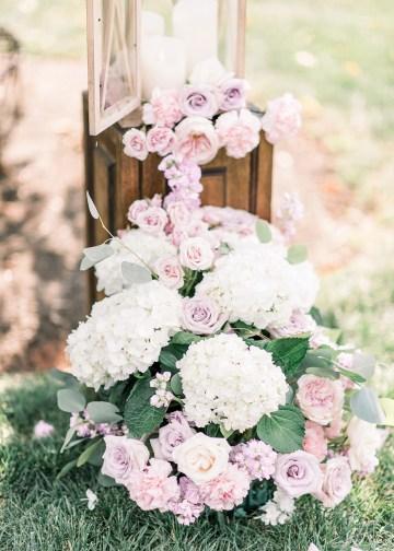 Elegant Virginia Countryside Wedding – Morgan Renee Photography 67