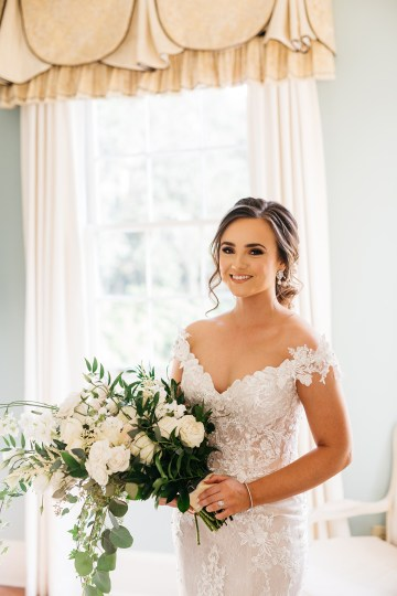 Magical Intimate Southern Wedding Under The Oak Trees – Pure Luxe Bride – Lydia Ruth Photography 21
