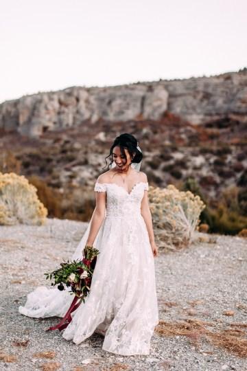 Magical Modern Harry Potter Inspired Wedding – Ashlyn Savannah Photo 12
