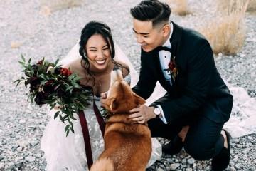 Magical Modern Harry Potter Inspired Wedding – Ashlyn Savannah Photo 2
