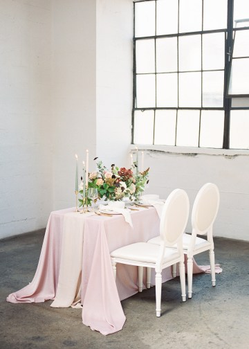 Mauve Fig Wedding Inspiration with a Gorgeous Ballgown Wedding Dress – Maricle King 6