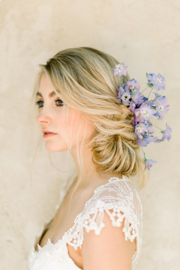 Whimsical Lilac Purple Garden Wedding Inspiration – Danielle Harris Photography 17
