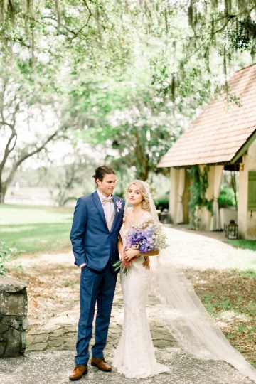 Whimsical Lilac Purple Garden Wedding Inspiration – Danielle Harris Photography 9
