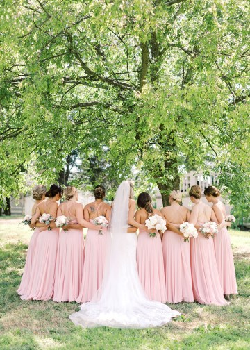 Lavish Southern Winery Wedding – Molly Lichten Photography 12