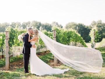 Lavish Southern Winery Wedding – Molly Lichten Photography 52