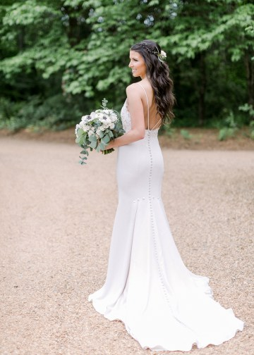 Blue Wedding at Barnsley Gardens Ruins in Georgia – Shauna Veasey 19