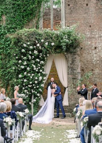 Blue Wedding at Barnsley Gardens Ruins in Georgia – Shauna Veasey 28