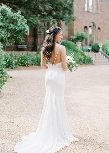 Blue Wedding at Barnsley Gardens Ruins in Georgia – Shauna Veasey 3