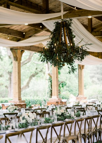 Blue Wedding at Barnsley Gardens Ruins in Georgia – Shauna Veasey 39
