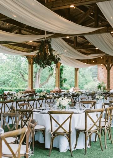 Blue Wedding at Barnsley Gardens Ruins in Georgia – Shauna Veasey 41