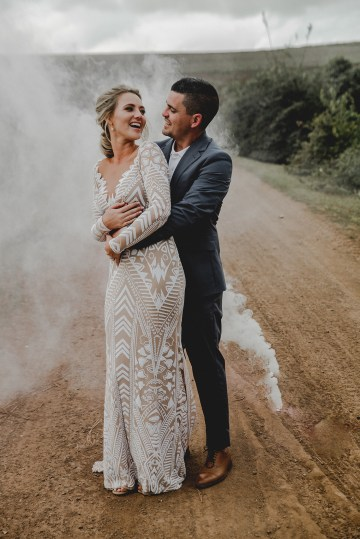 Modern Geometric Inspired South African Wedding – Conway Photography 45