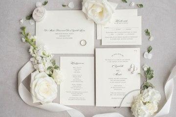 Ornate Jewish Ballroom Wedding with the Brides Grandmothers Wedding Dress – Danielle Harris Photography 1