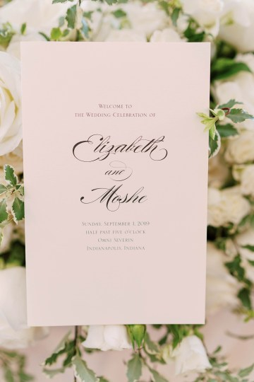 Ornate Jewish Ballroom Wedding with the Brides Grandmothers Wedding Dress – Danielle Harris Photography 45
