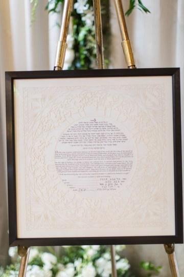 Ornate Jewish Ballroom Wedding with the Brides Grandmothers Wedding Dress – Danielle Harris Photography 58