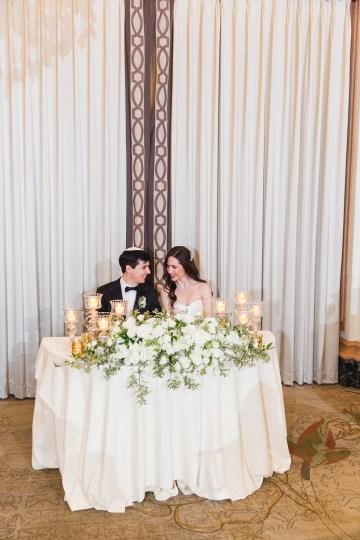 Ornate Jewish Ballroom Wedding with the Brides Grandmothers Wedding Dress – Danielle Harris Photography 75