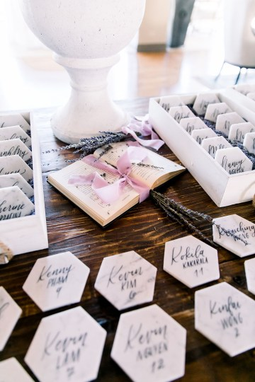 Lush Lavender Bel Air LA Wedding – Hanh Nguyen 14