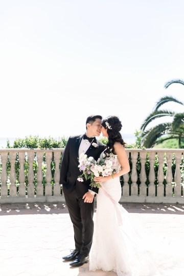 Lush Lavender Bel Air LA Wedding – Hanh Nguyen 20