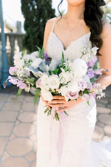 Lush Lavender Bel Air LA Wedding – Hanh Nguyen 9