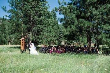 Whimsical Forest Lodge Congolese American Wedding – Honeybee Weddings 25