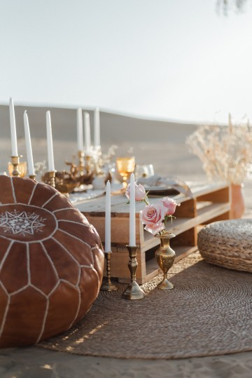 Bohemian Morocco Desert Wedding Inspiration – Bo and Luca – Krust Photography 5
