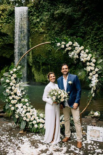 Breathtaking Bali Waterfall Elopement – Vladimir Borodenok 20
