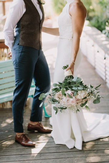 Eclectic San Diego Garden Wedding – Barrels and Branches – Lets Frolic Together 16