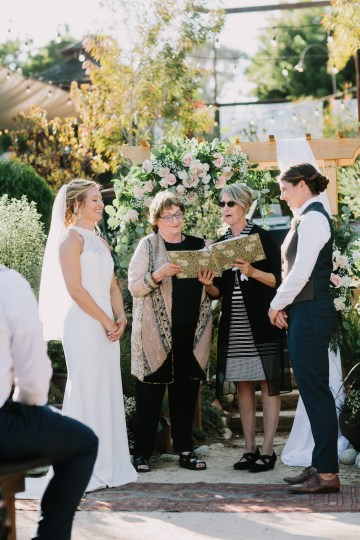 Eclectic San Diego Garden Wedding – Barrels and Branches – Lets Frolic Together 19