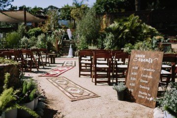 Eclectic San Diego Garden Wedding – Barrels and Branches – Lets Frolic Together 42