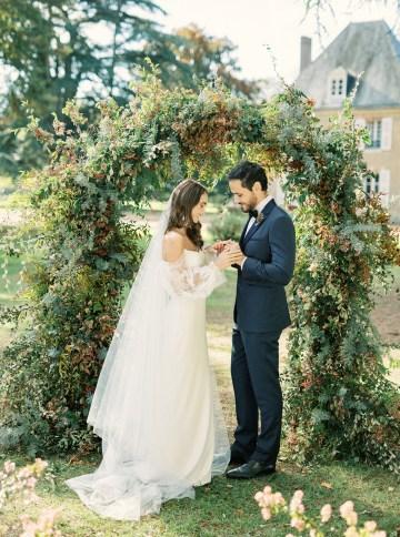 Gorgeous French Chateau de Bouthonvilliers Wedding Inspiration – Wike Zijlstra Photography 26